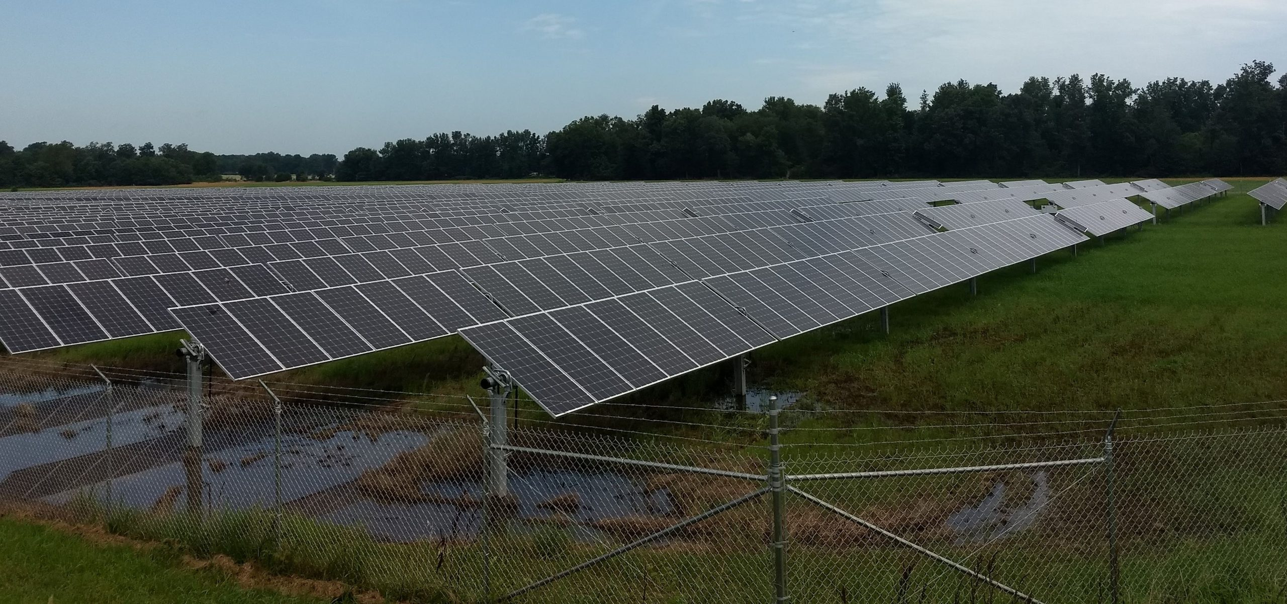 Solar One Panels