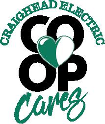 Coop Cares Logo
