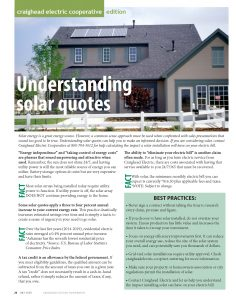 Understanding Solar Quotes Image