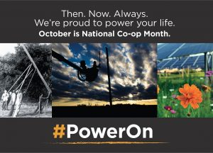 Power On - Coop Month