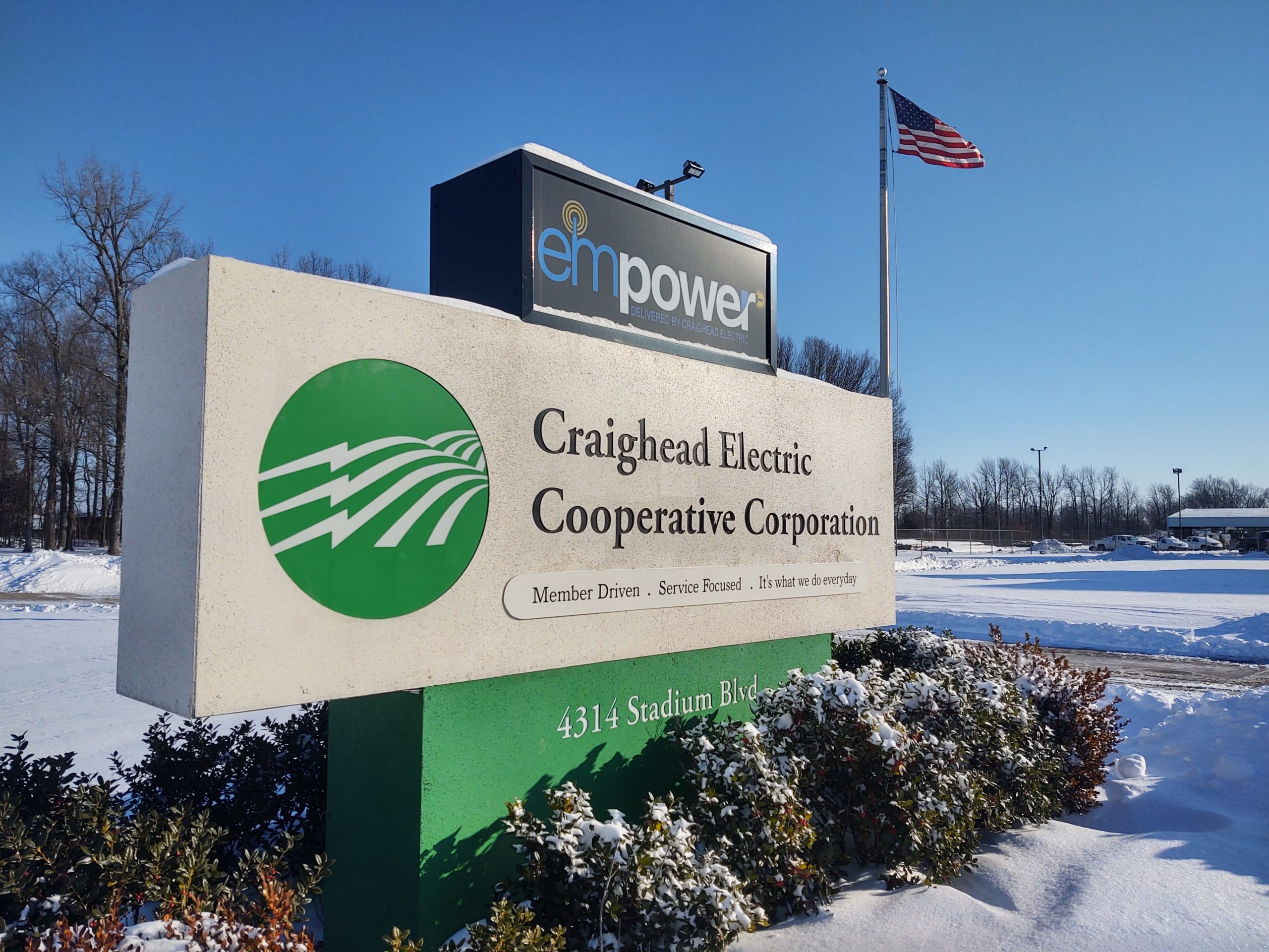 Higher electric bills expected due to cold weather